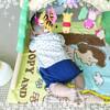 【育児0歳】5m0d:寝返り記念日♡