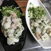 里芋のポテトサラダ風