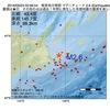 2016年09月23日 02時56分 根室地方南部でM2.6の地震