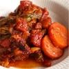 牛肉のトマト煮込み