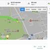 【自主練習フィードバック】①1000m×5本+3km ②ハーフ+16km ( ビルドアップ)( 170930 )