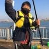 知立店 碧南海釣り広場 2月の堤防釣り教室 サビキでサッパ好調!