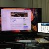 iMacとテレビを繋いでディアルディスプレイ化してみた。ソニーBRAVIA編。