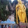 【マレーシア・シンガポール旅行】④バトゥ洞窟とプトラジャヤ観光