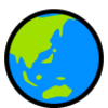 『mini globe ピアス with コットンパール』に新色のゴールドが誕生