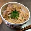 【 THE親父めし  豚骨スープで炊き込みごはん 】太るご飯はうめーーー‼️(笑)