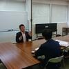 千葉日報さんから今回の衆院選の件でインタビューを受けてきました。