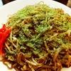 麺's共和国@大井町(ソース焼きそば(W))
