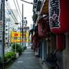 錦糸町の裏通り