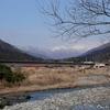 日本 2月の能郷白山