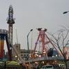 韓国生活5日目~仁川で遊園地