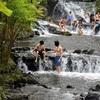ジャングルの中の温泉 タバコンリゾート 脱げないビーチサンダルをお忘れなく!子連れコスタリカ旅行