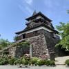 35年ぶりの丸岡城は晴天でした。