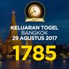 Keluaran Togel Bangkok Selasa 29 Agustus 2017