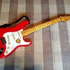 Squier Classic Vibe Stratocaster®'50s Fiesta Red
