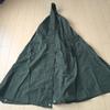 【キャンプ道具】ポーランド軍ポンチョテントを導入しました。