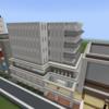 ホテルを作る part1  [Minecraft #17]