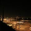 夜の空港で写真撮ってきました。