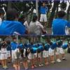 県大会団体戦2日目 男子3R