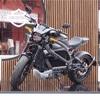 ハーレーダビッドソン初の電動バイクライブワイヤー発表。