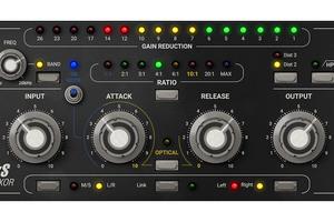 IK MULTIMEDIA、デジタル制御のアナログ・コンプを手本としたT-Racks Comprexxorをリリース