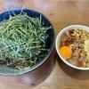 【港屋インスパイア系つけ蕎麦作りました!】「冷やし肉つけ蕎麦」は、肉汁をかけて食べる「超」簡単で美味しいガッツリ系の蕎麦でおススメですよ!