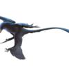 夏休みの恐竜の研究:ミクロラプター