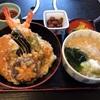 小松市矢崎町の「お多福 小松店」で海老天丼定食など