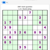 Sudoku-3567-hard, the guardian, 15 Oct, 2016 - 数独を Mathematica で解く