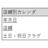【DWH】データモデリング (1.ディメンションとファクトは、物理的に1:Nで結合する。)