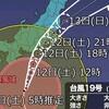 647 台風19号