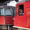 スイス滞在時に見た鉄道車両:スイス国鉄編