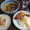 ゆるポタ 香辛料ふんだん・大きな野菜のスープカレー 秋谷『南葉亭』