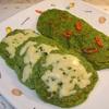 ビタミンや鉄分豊富なホウレン草のチヂミ レシピ