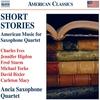 サクソフォン・クァルテットのためのアメリカ音楽集
