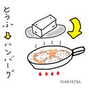 1月22日 【豆腐料理レシピ】鶏肉の豆腐ハンバーグはヘルシー&食べ応えある