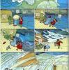 リトル・ニモと荒れる海