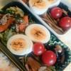 ひき肉とお野菜たっぷりピリ辛炒め弁当