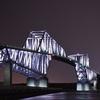 【ぼっちの夜景シリーズ】東京ゲートブリッジ(恐竜橋)