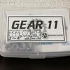 たった10枚のカードで11種類のルール『GEAR 11』の感想