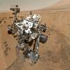 火星文明の滅亡の痕跡なのか!キュリオシティが火星人の頭部の残骸を撮影していたと話題に!!