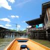 【世界最大級の水上集落】ブルネイのカンポン・アイールを見学!