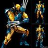 【X-MEN】ファイティングアーマー『ウルヴァリン』Fighting Armor 可動フィギュア【千値練】より2021年6月発売予定♪
