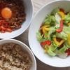 納豆キム玉丼のレシピ