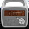 【雑記】ディスカウントストアで防災ラジオを購入しました。