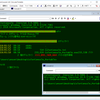 ワープロ的な機能がついたコマンドプロンプトソフト「ColorConsole」