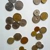 残った現地通貨の両替   コインも!