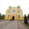 ウクライナ旅行[75] (2019年5月)  キエフの観光スポット:聖ウラジーミル大聖堂