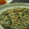 ほぼ野菜チヂミ