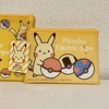 キャンドゥ ポケットモンスター  フラットポーチ「Pikachu Electric type」ピカチュウ